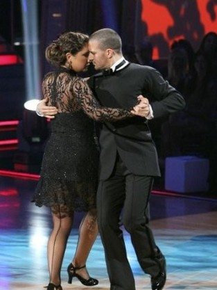 Bristol Palin and Mark Ballas: HEAT!