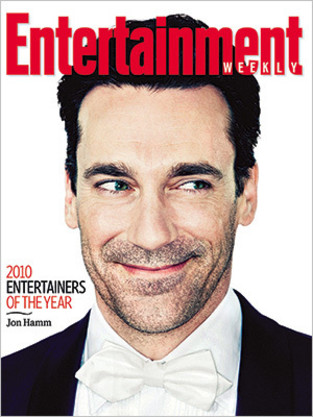 Jon Hamm on EW