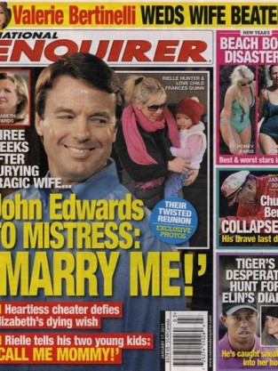 John Edwards Proposes!