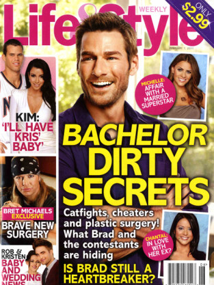 Dirty Bachelor Secrets