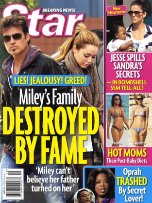 Destroyed by Fame?