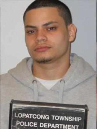 Jonathan Rivera Mug Shot