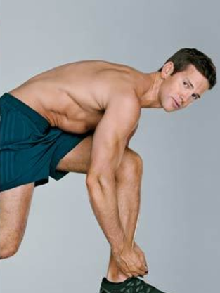 Aaron Schock Shirtless