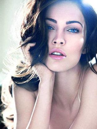Megan Fox in Giorgio Armani Campaign