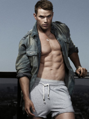 Kellan Lutz for GQ
