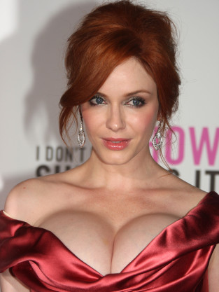 Christina Hendricks Breasts