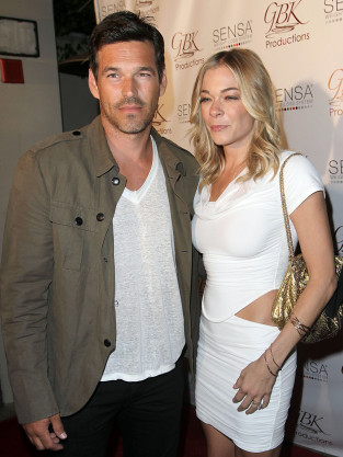 LeAnn Rimes: Brandi Glanville Stirring Up Drama to Sabotage My Album!