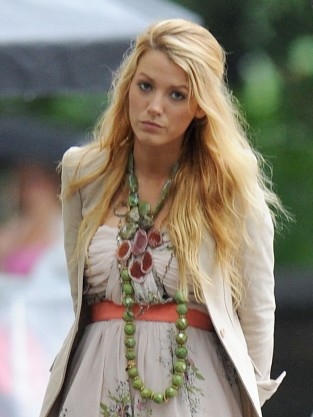 Blake Lively Fashion Pic