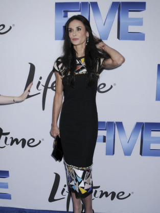 Demi Moore Premiere Photo