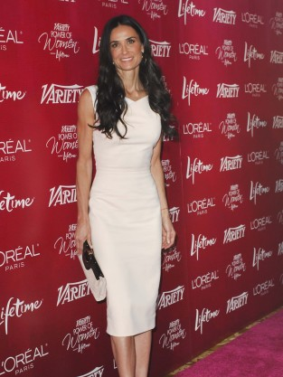 Demi Moore Weight Loss