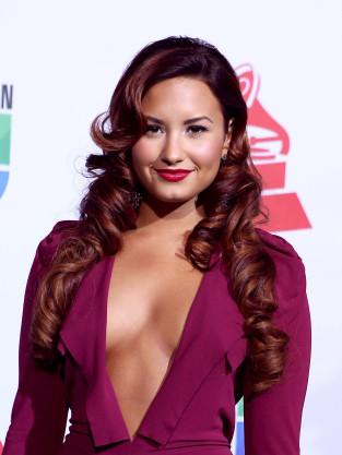 Demi Lovato Fashion Choice