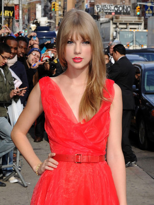 Photograph of Taylor Swift