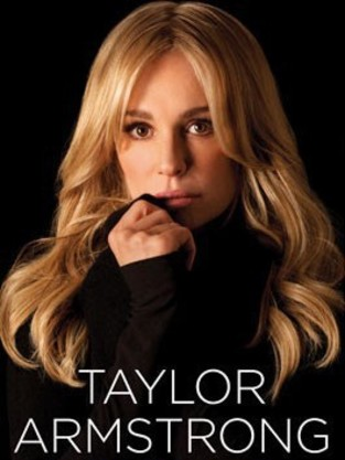 Taylor Armstrong Book Cover