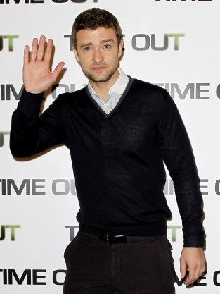 Justin Timberlake Waves