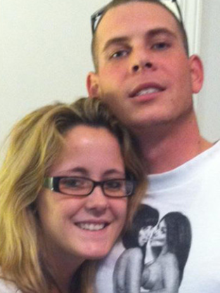 Gary Head and Jenelle Evans