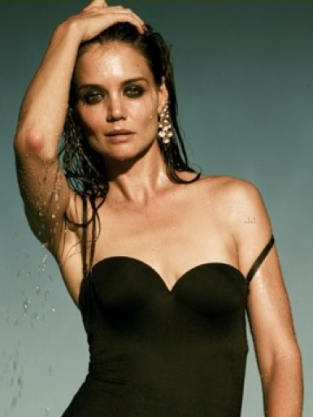 Katie Holmes Lingerie Pic