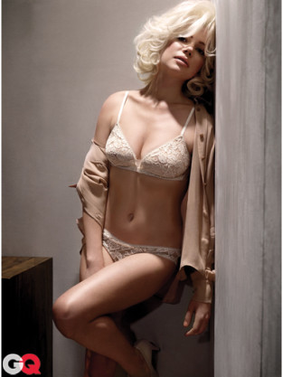 Michelle Williams in GQ