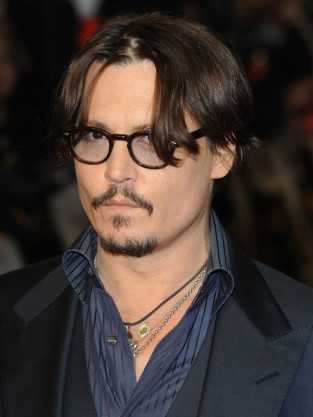 Johnny Depp Photograph