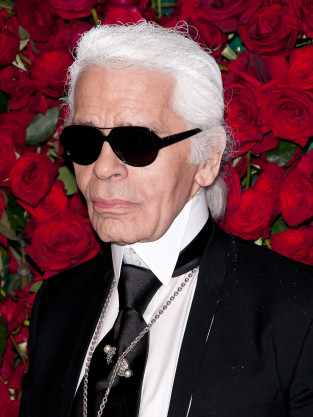 Karl Lagerfeld Photo
