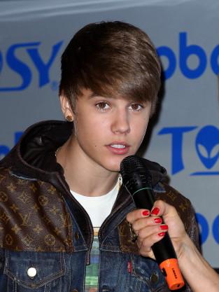 Justin Bieber in Vegas