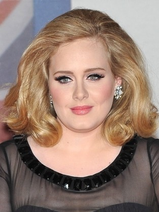 Adele Nose Job Photo?