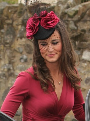 Pippa Middleton's Dress