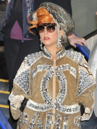 Lady Gaga, Chanel