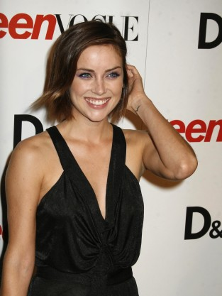 Jessica Stroup Long Hair