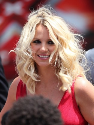 Britney Spears Hair Style