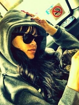 Rihanna Instagram Pic