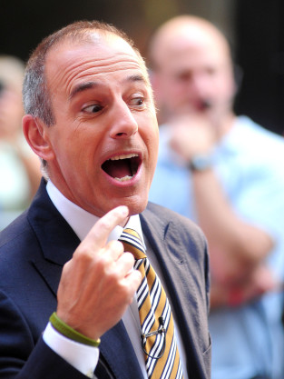 Matt Lauer Photograph