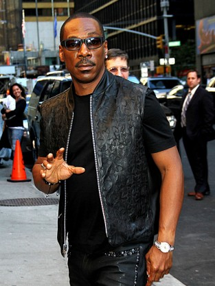 Eddie Murphy in NYC