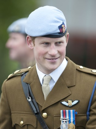 Prince Harry Photograph
