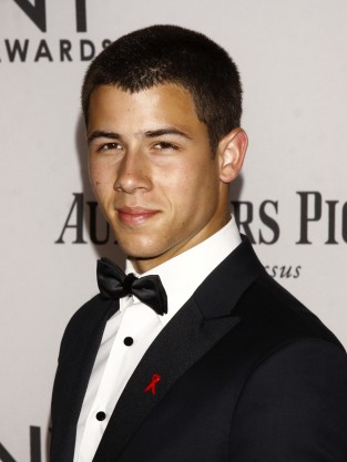 Nick Jonas in a Tux