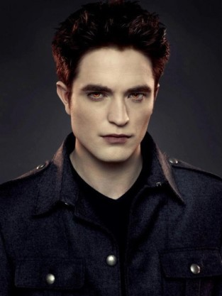 Robert Pattinson as Edward