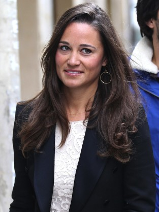 Pippa Middleton Face