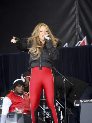 Mariah Carey in Austria