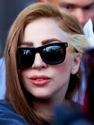 Beautiful Lady Gaga