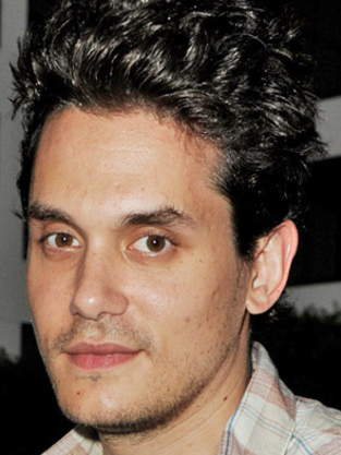John Mayer With Short Hair