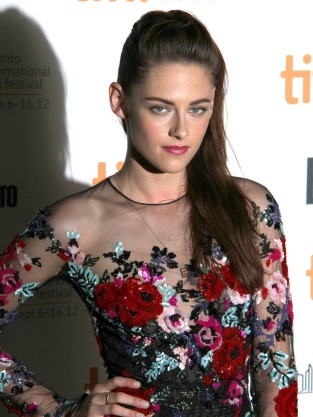 Kristen Stewart at On the Road Premiere