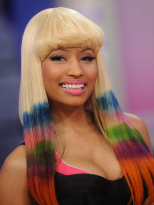 Nicki Minaj American Idol Portrait
