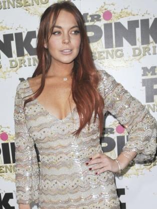 Lindsay Lohan Look