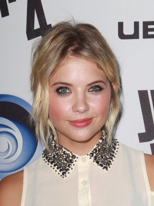Ashley Benson Red Carpet Photograph