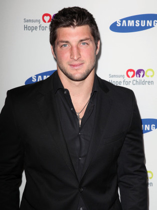 Tim Tebow Off the Field