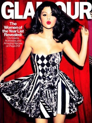 Selena Gomez for Glamour