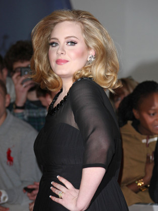 Adele Adkins Picture
