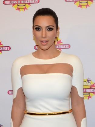 Kim Kardashian in Kuwait