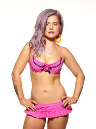 Kelly Osbourne Body