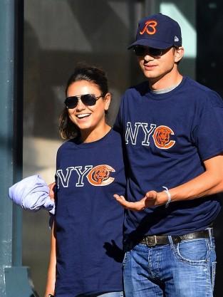 Ashton & Mila