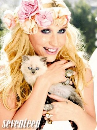 Ke$ha and Cat